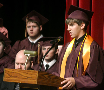 Pymatuning Valley High School Graduation