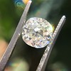 2.13ct Antique Cushion Cut Diamond GIA K SI1 16