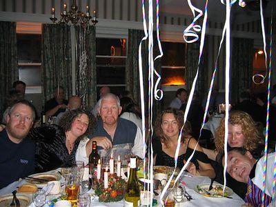 Hereford Christmas Social 2003