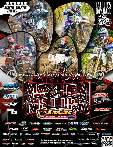2016 Mayham at Medora