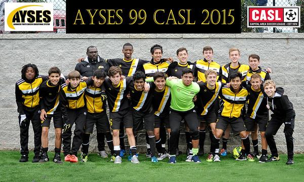 CASL 2015