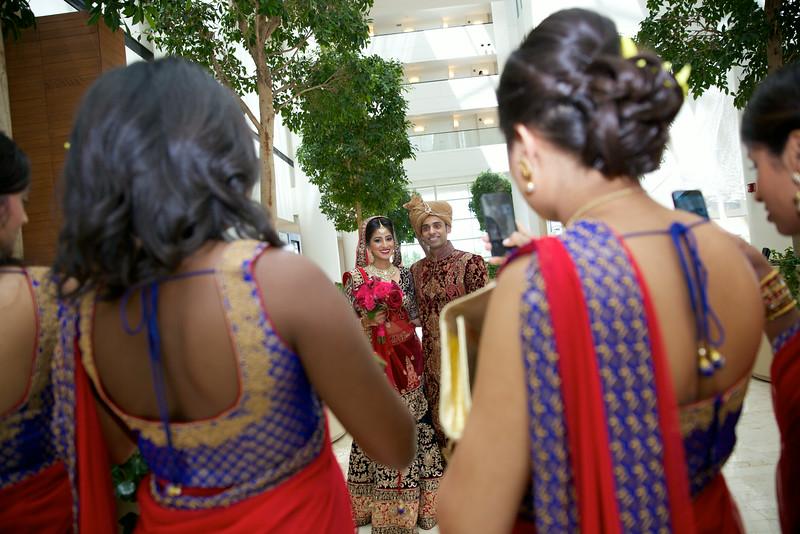 Le Cape Weddings - Indian Wedding - Day 4 - Megan and Karthik Formals 14.jpg