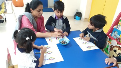 Parental Involvement in School Activity - Chimps on 9.1.2020