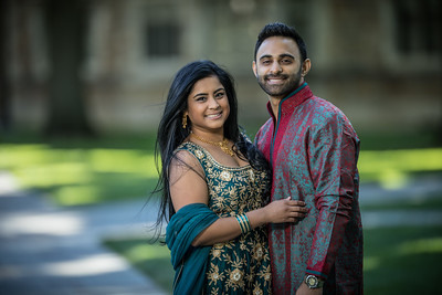 Dipti & Michael  |  Engagement Pictures