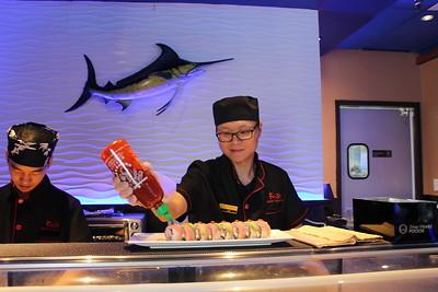 PHOTOS: The new Kin Jo Japanese Steakhouse