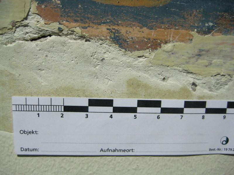 Fehlstelle verputz mit Amkernägel rechts unten IMG_1851