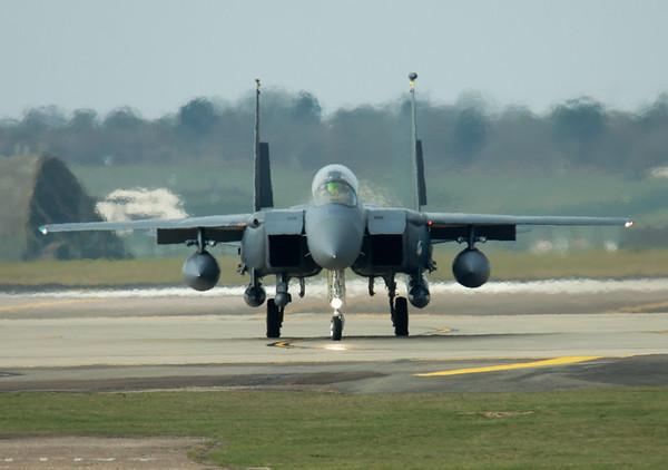 RAF Lakenheath : 28th March