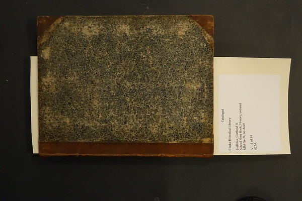 1825c College Notebook Notes