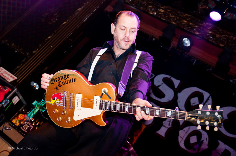 Mike Ness of Social Distortion