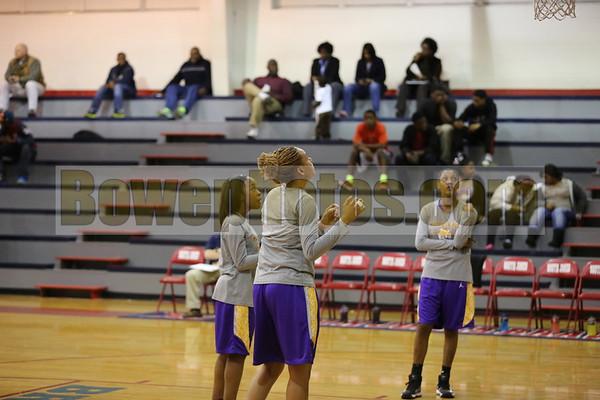 Hattiesburg at South Jones (girls varsity)