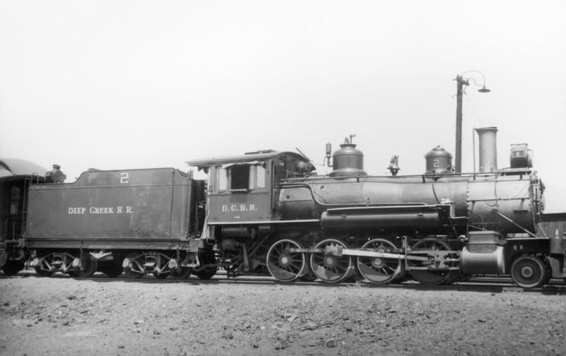 Deep Creek Railroad