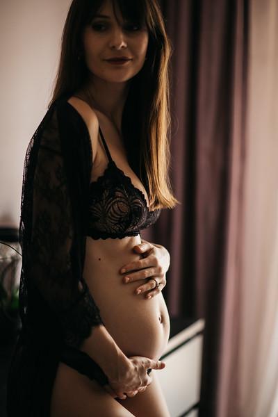 Maria + Andrei Pregnancy Session