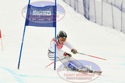 Whistler Cup - K1 Girls GS