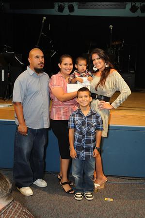 Dedication August 14, 2011: Jimenez Family