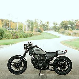 Analog Motorcycles - Ducati Indiana Custom