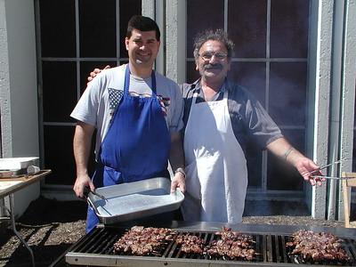 Greek Festival - A Taste of Greece -- August 30, 2002