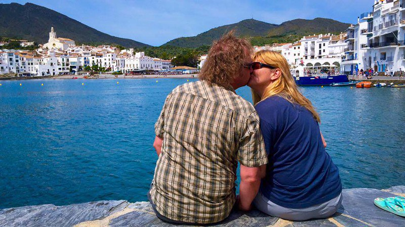 Dave and Deb in Costa Brava.JPG