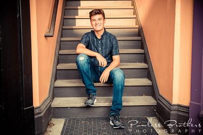 Ryan Burges High School Senior Portraits 2021