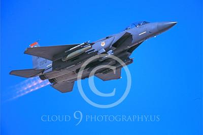 AFTERBURNER: US Air Force Boeing F-15E Strike Eagle Afterburner Pictures