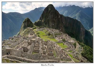 Peru 2013 - Ruins
