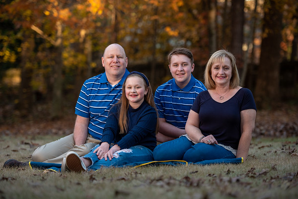 Comer Family Session