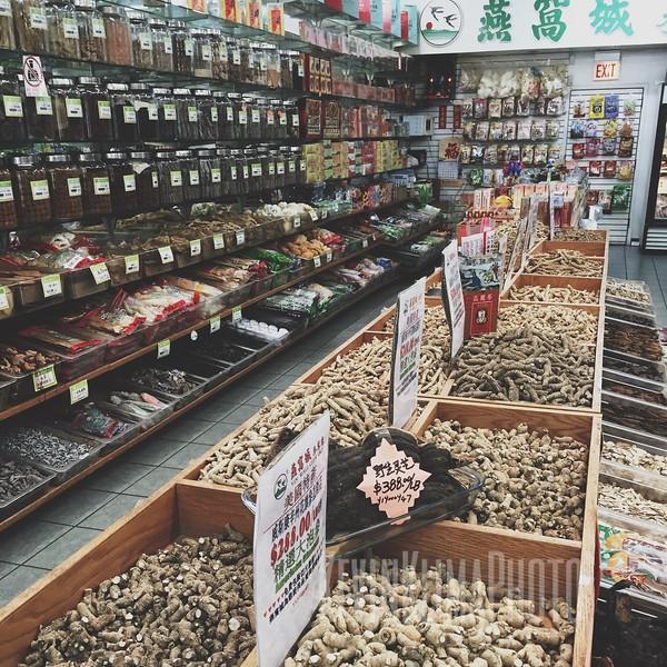 Chinatown Herb Shop