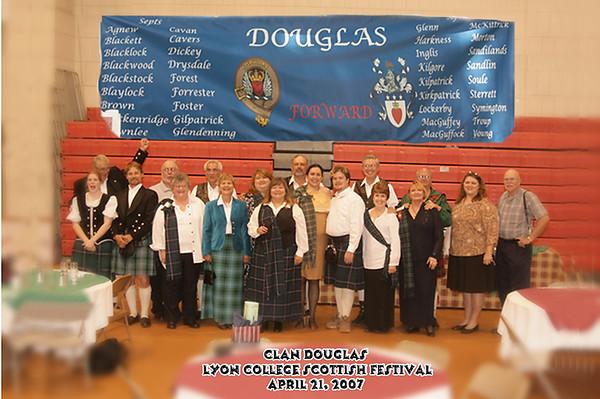 2007 Lyon College Scottish Festival