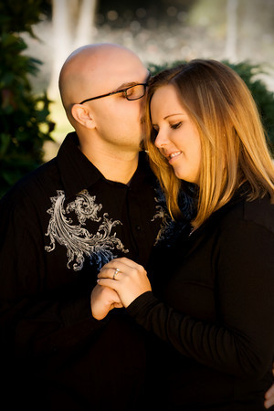 Alicia and Michael Engagement unedited