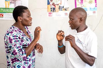 Homa Bay: Kendu Deaf Support Group