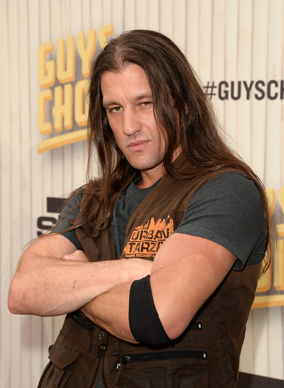 . CULVER CITY, CA - JUNE 08:  Urban Tarzan attends Spike TV\'s Guys Choice 2013 at Sony Pictures Studios on June 8, 2013 in Culver City, California.  (Photo by Jason Merritt/Getty Images for Spike TV)