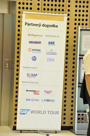SAP World Tour 2011