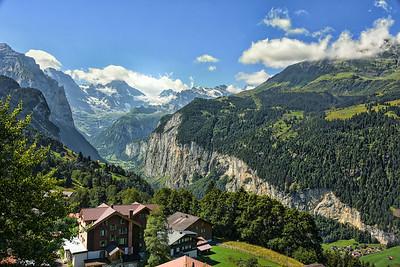 Switzerland 2017- Willson Family