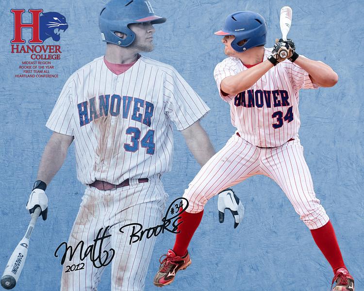 Hanover College Baseball 2012