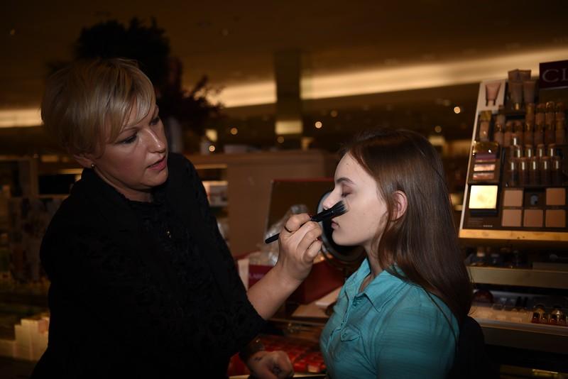 Clarins Makeup Showcase