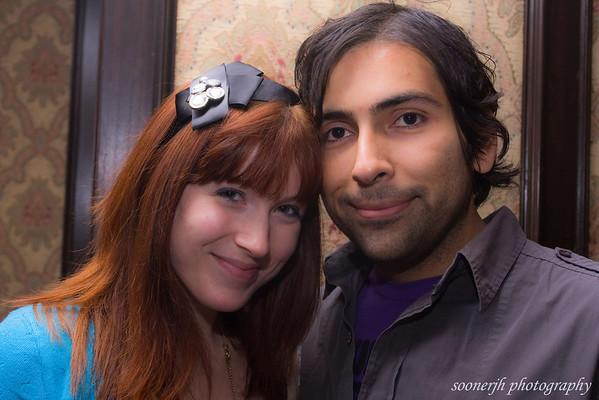 Armando and Eleanor