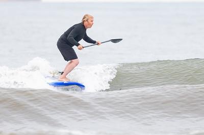 Alex SUPing Long Beach 7-19-21