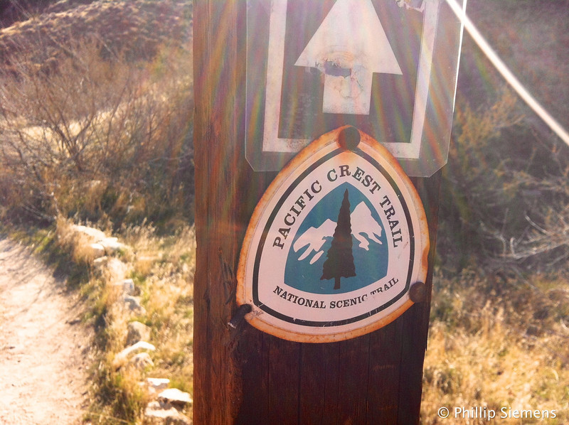We're on the PCT