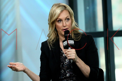 """NEW YORK, NY - JUNE 14:  Ali Wentworth visits Build to talk about the second season of the Pop series """"Nightcap"""" at Build Studio."""