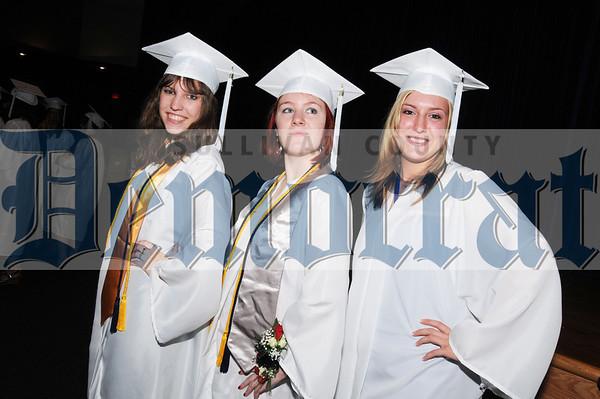 2011 Sullivan West Graduation