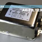 SKU: AE-FILTER/2/10, 10A Single Phase EMI Line Filter