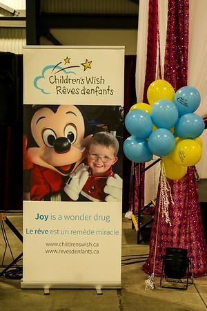 The Children's Wish Foundation- Princess Tea Party