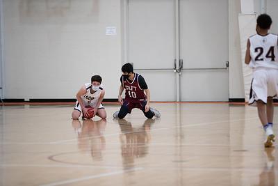 3/5/21: Boys' JV Basketball