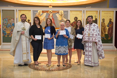 Church School Graduation - May 20, 2018