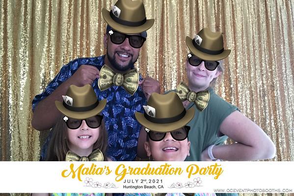 Malia's Graduation Party 07/02/21