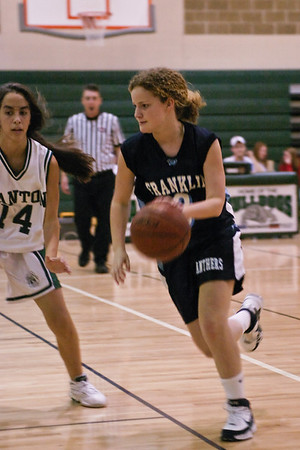 FHS Basketball 2007-8