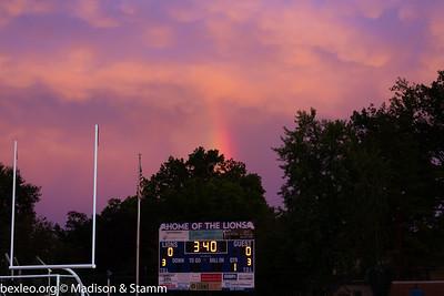 Varsity Soccer Boys vs Mariemont (Senior Night)