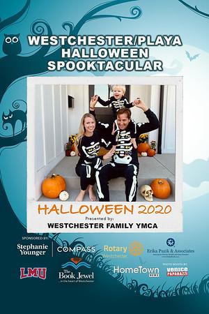 10.31.20 Westchester/Playa Halloween Spooktacular Virtual Photo Booth