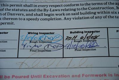 Final Building Permit