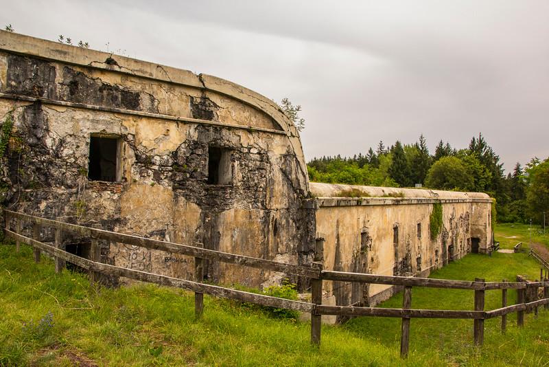 Forte di Valledrane