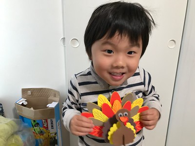 11/22/20 Toddlertown Thanksgiving Sunday Worship at Home
